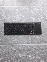 Kabellose Multimedia Touchpad Tastatur