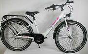 Neuwertiges Mädchen Fahrrad 24zoll