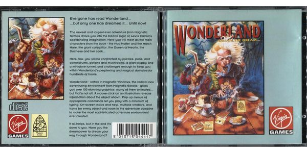 Wonderland - Dream the Dream Adventure