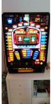 Geldspielautomat Gold Play Deluxe von