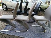 6 x Designer Stühlen Hochwertig