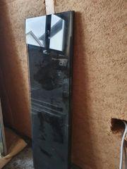 Glasregal Glasplatten Glasscheiben dunkel 30