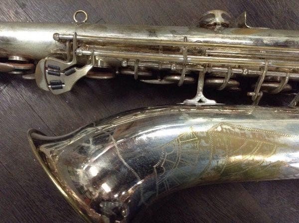 Saxophon Tenor SML STRASSER MARIGAUX Vintage in Berlin