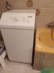 Miele Waschmaschine Toplader W194WCS aus
