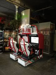 Sega Rally 2 Twin Arcade