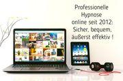 Zertifizierte Hypnose online sehr effektiv