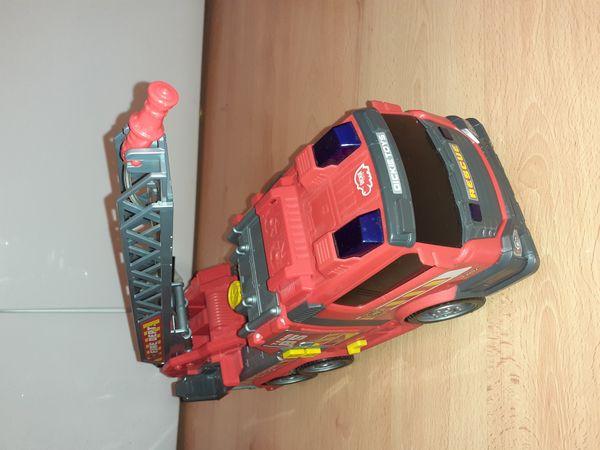 Feuerwehrauto Dickie Toys