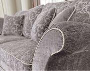 Klassische Polstermöbel Sofa Couch 3-Sitzer