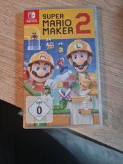 Mario Maker Nintendo switch Spiel