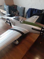 RC P 51 Mustang