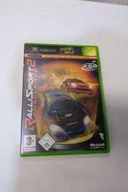 Ralley Sport Challange 2 Xbox