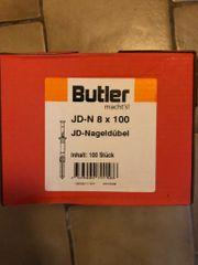 Butler Nageldübel JD-N 8x100