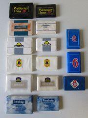 Motel - Seife aus USA -- verschiedene