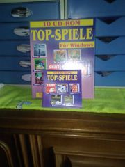 Pc cd-rom 10 Top Spiele