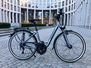 Ghost Premium Alu-Fahrrad Cityrad 28