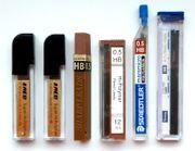 Marken Bleistiftminen Druckbleistift HB von