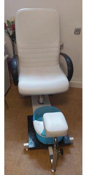 Pediküre -Stuhl Fußplege-Stuhl