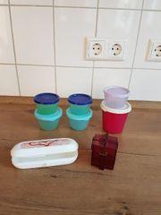Tupperware - kleine Dosen für kleine Reste