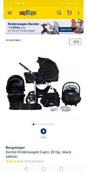 Ich suche Bergsteiger Kinderwagen