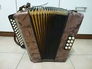 Ziehharmonika Hohner Club lB diatonisch