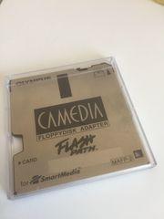 Olympus Camedia Flash Path Floppydisk