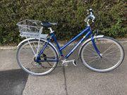 Damen - Mädchen Fahrrad