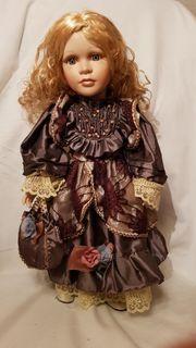 Keramik Porzellan Puppen