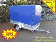 BLYSS Anhänger 750kg in 265