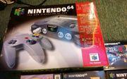 Nintendo 64 N64 OVP Top