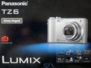 Panasonic Lumix DMC-TZ 6 EG-S