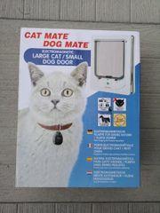 Katzenklappe Hundeklappe elektromagnetisch