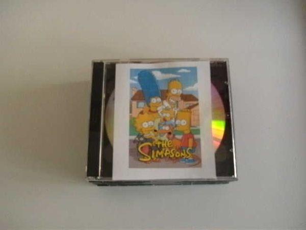 Simpsons Cd s