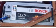 Verkaufe 180Ah Bosch batterie