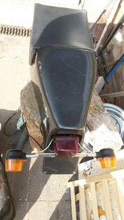 Honda Oldtimer Heck von cb