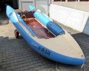 Schlauchboot DSB Zephyr ohne Motor