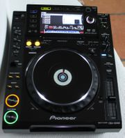 Pioneer CDJ 2000 Profi DJ