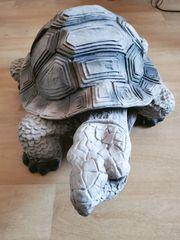 Gartendekoration Schildkröte Hartplastik