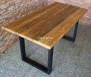Tisch Esstisch Schreibtisch massiv Holz