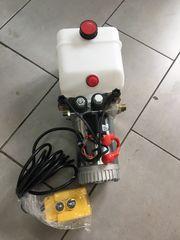 Hydraulikaggregat hydraulik pumpe pumpe für