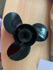 mercury marine black max propeller