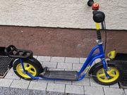 Roller Puky Line Luftbereift Blau