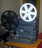 Super 8 Tonfilmprojektor BAUER