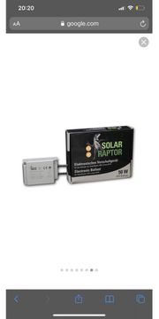 solar Raptor Elektronisches Vorschaltgerät