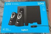 Logitech 50Watt Lautsprecher