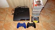Verkaufe Sony PlayStation 3 Slimline