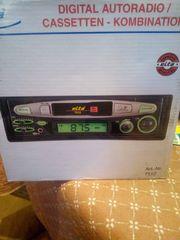 elta Autoradio cassetten-kombination