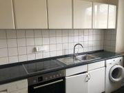 Küche komplett mit E-Geräte weiß