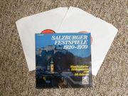 Die Salzburger Festspiele 1920 - 1970