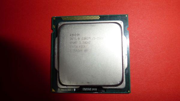 Intel Core i5 2500 - 3