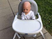 Chicco Tischsitz Sitzerhöhung mit Essbrett